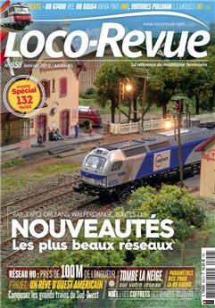 Loco-Revue n°858