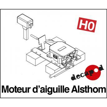 Moteur d´aiguille Alsthom