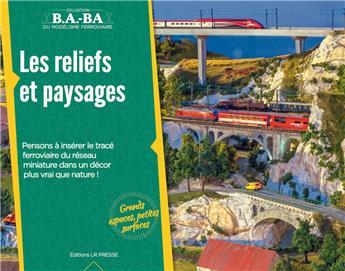 B.A.-BA Vol. 13 : Les reliefs et paysages