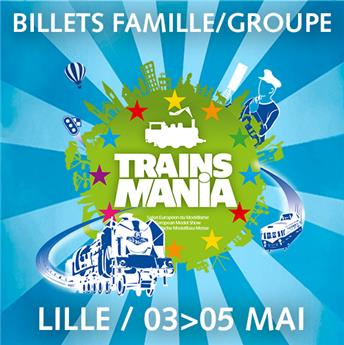 Billets famille ou groupe
