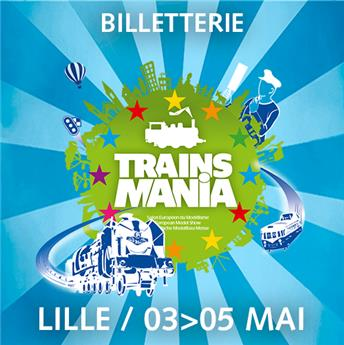 Billetterie TRAINSMANIA