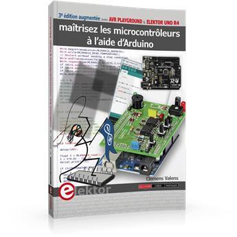 Maîtriser les microcontrôleurs à l'aide d'Arduino