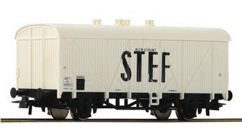 Wagon réfrigéré STEF SNCF