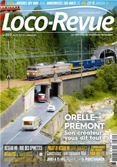Loco-Revue n°861