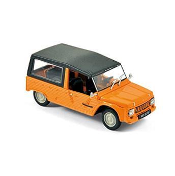 Véhicule Citroen Méhari 1983 - Orange