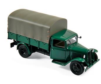 Véhicule Citroen type 23 - 1946 - Vert
