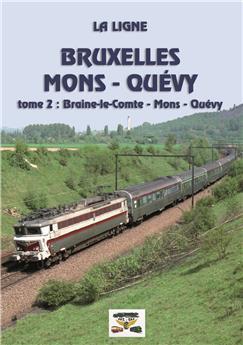 La ligne Bruxelles - Mons - Quéry 2