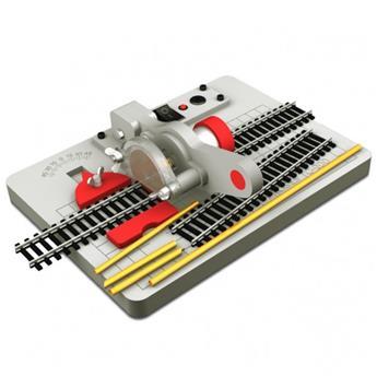 Table de coupe pour voies, profilés et tubes métalliques