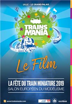 DVD TRAINSMANIA 2019