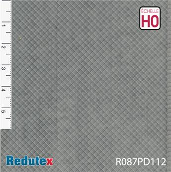 Toiture en plaque type Eternit