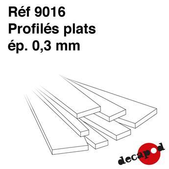 Profilés plats ep 03