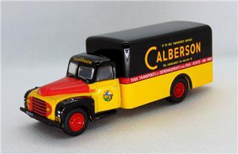 Camion Citroen 55 fourgon déco Calberson