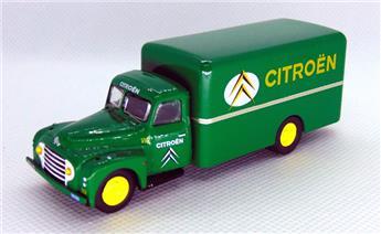 Camion Citroen 55 fourgon déco Citroen