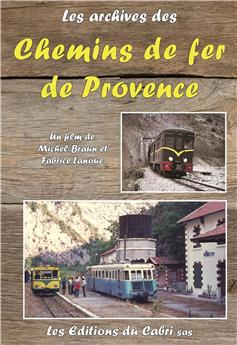 Les archives des chemins de fer de Provence