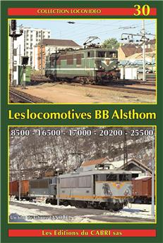Les locomotives BB Alsthom