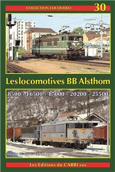 Les locomotives BB Alsthom