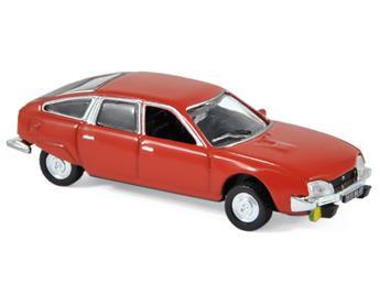 Véhicule Citroën CX 2000 - 1975 - Rouge