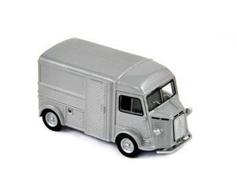 Véhicule Citroën Type H 1960 - Gris métallique