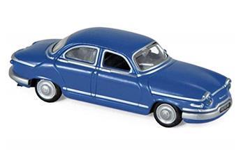 Véhicule Panhard PL 17 - 1961 - Bleu