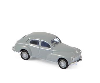 Véhicule Peugeot 203 - 1955 - Gris