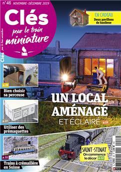 Clés pour le train miniature n° 46 version numérique