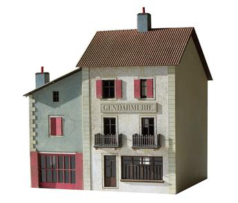 Maisons de ville / gendarmerie