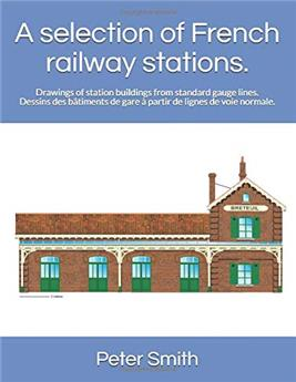 A selection of french railway stations  - Voie normale