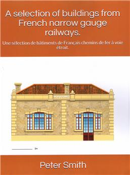A selection of french railway stations  - Voie étroite