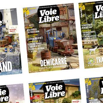 Voie Libre International subscription