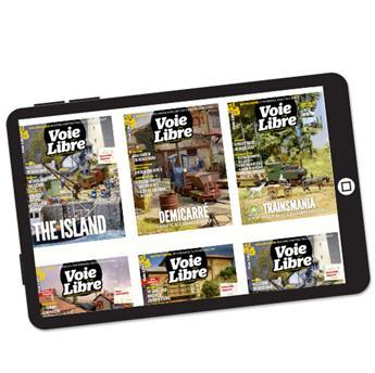 Abonnement Voie Libre International in english  version numérique