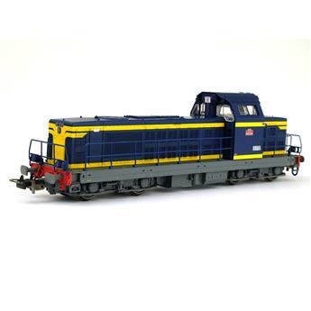 Locomotive diesel BB66028
