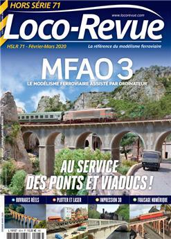 HSLR 71 (02/2020) MFAO 3 : Au service des ponts et viaducs !