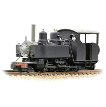 Locomotive Baldwin class 230 T 10-12-D Tank N°4 Snailbeach District Railway