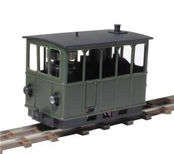 Locomotive à vapeur Henschel pour tramway (Copie)