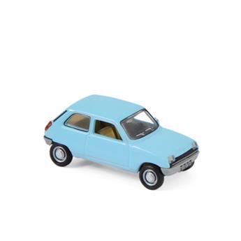 Véhicule Renault 5 - 1972 - Bleu clair
