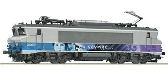 """Locomotive électrique BB 22000 """"En Voyage"""" SNCF"""