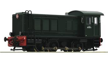 Locomotive diesel série 030-DB SNCF analogique