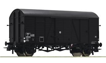 Wagon de marchandises couvert SNCF