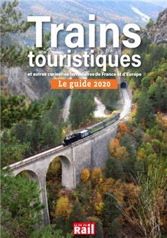 Le guide 2020 des trains touristiques