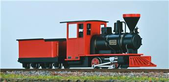"Locomotive 020 avec tender ""Greif"" sur base Henshel Riesa"