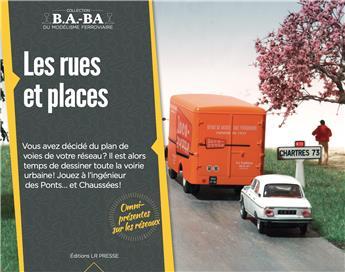 B.A.-BA Vol. 16 : Les rues et places