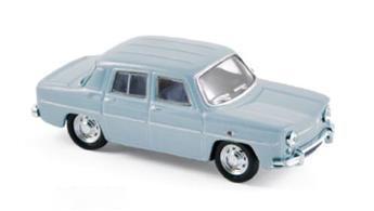 Véhicule Renault 8 - 1963 - Bleu Ile de France