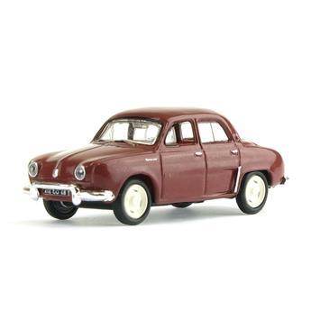 Véhicule Renault Dauphine - 1956 - Rouge garance