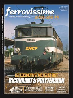 Hors-série Ferrovissime #14 : Les locomotives mixtes et fret