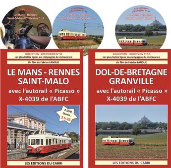 Promo spéciale pour l'achat des deux DVD : Locovision n°56 et n°57