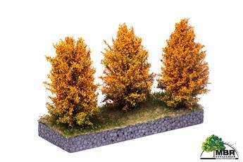 Grand buisson jaune foncé 10-12 cm
