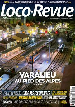 Loco-Revue n°882