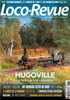 Loco-Revue n°883
