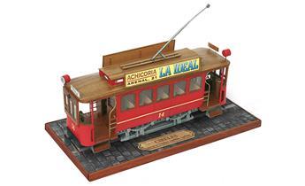 Tramway Madrid Cibeles