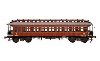 Wagon voyageurs